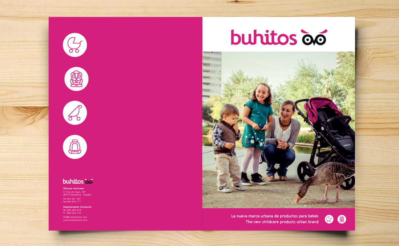 Catalogo Buhitos 2015